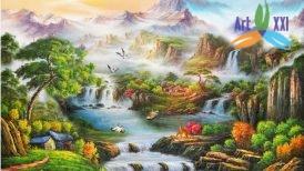 Tranh phong cảnh 001