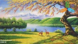 Tranh phong cảnh 004