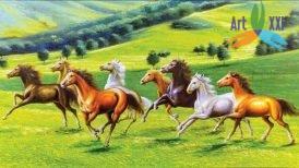 tranh ngựa 09