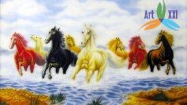 tranh ngựa 012