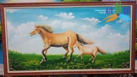 tranh ngựa 025