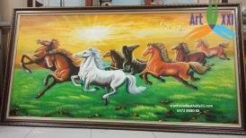 tranh ngựa 014