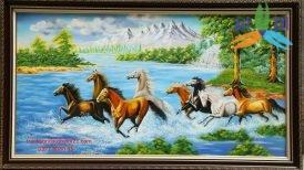 tranh ngựa 023