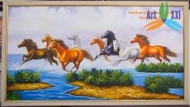 tranh ngựa 022