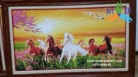 tranh ngựa 016